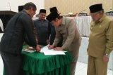 DPRD Sawahlunto setujui empat Ranperda menjadi Perda