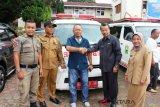 Pemkab Solok minta nagari gunakan bantuan mobil ambulans sesuai fungsi
