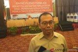 Terkendala jaringan, KPU Jateng skors rapat pleno rekapitulasi DPTHP-2