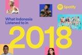 BTS masuk artis terlaris Spotify di Indonesia