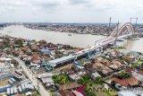 Pemprov Sumsel  targetkan Jembatan Musi VI operasional 2020