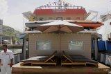 Menteri BUMN resmikan kapal wisata Komodo