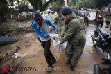 Waspada! Gelombang di kawasan Tanjung Lesung kembali naik