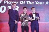 Minions raih penghargaan dunia sebagai pemain Putra Terbaik 2018