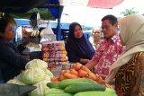 Disdag Surakarta pastikan pedagang Pasar Legi tempati pasar darurat