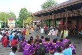 Pemkab Asmat sosialisasikan bahaya HIV/AIDS kepada pelajar