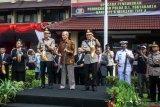 Kapolri resmikan tipe Polda DIY Yogyakarta jadi A
