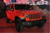 All-New Jeep Wrangler resmi rambah pasar Indonesia