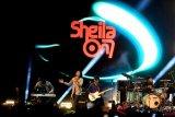 Kronologi penghentian aksi panggung Sheila On 7 oleh polisi