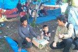Pengungsi di Desa Tarahan Sangat Memerlukan Bantuan