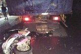 Warga Desa Taruna tewas seketika usai tabrak truk fuso