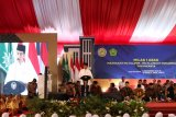 Presiden Jokowi janji bantu pembangunan Kampus Muallimin baru