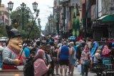 Asita: Yogyakarta dipadati wisatawan hingga akhir pekan