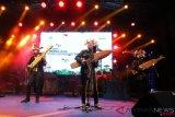 Penonton Ekuador terpesona dengan alat musik sape Kalimantan