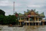 Banjir di Sumbar berdampak ke Riau