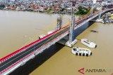 Pemkot Palembang ajak warga jaga kebersihan Sungai Musi