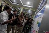 Menteri ESDM Kunjungi Pos Pantau Merapi