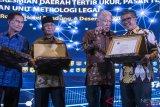 Penetapan DTU PTU Unit Metrologi Legal