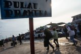 Jumlah wisatawan Kepulauan Seribu jelang tahun baru turun drastis