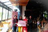 Gandeng restoran #HWSHARE galang dana untuk penderita kanker payudara