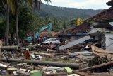 Sejak tahun 416 telah terjadi 12 kali tsunami di Selat Sunda