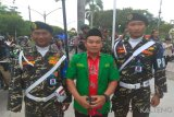 Banser Kalteng sebar anggota bantu TNI-Polri amankan Natal
