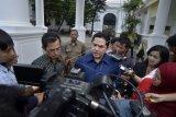 Erick Thohir optimistis pemerintahan Jokowi lanjutkan komitmen