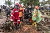 Delapan orang meninggal akibat tsunami Selat Sunda belum terindentifikasi