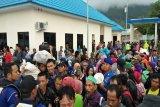 Pengungsi Tsunami di Kalianda Butuh Bantuan Perlengkapan Bayi
