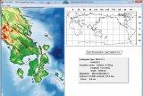 Dua gempa di Indonesia timur pada Minggu dini hari