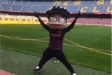 Si Juki melebarkan sayap ke dunia sepakbola La Liga