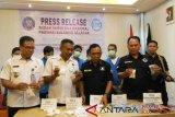 BNNP Sulsel amankan 11,6 kilogram sabu selama 2018