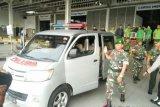 Korban KKB asal Sumut - TNI kawal pemulangan jenazah