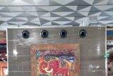 Pelukis kelas dunia pajang karyanya di terminal 3 Soekarno-Hatta