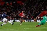 Southampton tahan imbang Manchester United 2-2