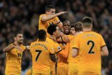 Wolverhampton jegal momentum positif Tottenham, curi kemenangan 3-1 di Wembley