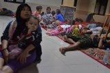 Pengungsi di Desa Way Muli Timur butuh bantuan makanan
