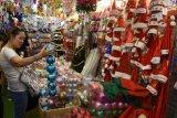 Winter Wonderland-Lampu Hias meriahkan Natal dI London