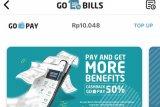 Mudahnya bayar tagihan gas bumi dengan Go-Pay