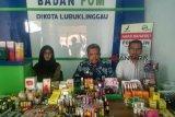 196 jenis kosmetik ilegal disita BPOM Linggau