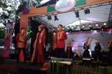 Fashion Show Revealed Minangkabau meriahkan nusantara marandang