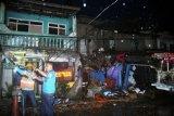 Ratusan rumah di Bogor rusak akibat puting beliung