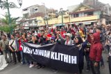 Warga Yogyakarta demo tuntut Perda Pencegahan