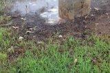 Sumber air panas muncul di Desa Nuimbila