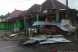 Angin puting beliung rusak sejumlah bangunan di Sukoharjo