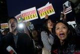 Ribuan orang Kolombia protes pembunuhan pegiat HAM