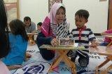Dinkes Lakukan Pemulihan Trauma Kepada Anak-anak Pengungsi