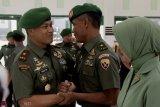Brigjen TNI Syaiful Rahman resmi jadi Danrem Wirasakti