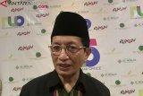 Imam Besar Istiqlal doakan presiden dan wapres baru bisa amanah