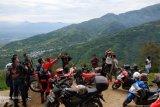 Bikers Honda CRF-150 gelar camp di Pegunungan Matantimali